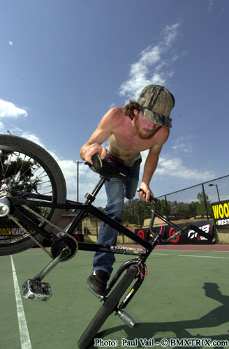 BMXTRIX Coverage Of CFB Woodward West Contest
